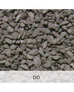 DD - Diabas Schotter Dunkel - Spur 1