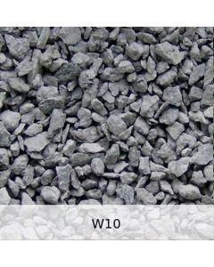 W10 - Diabas Schotter Hell - Spur H0
